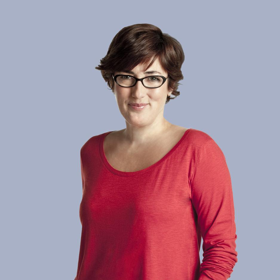 Directora del Huffington Post