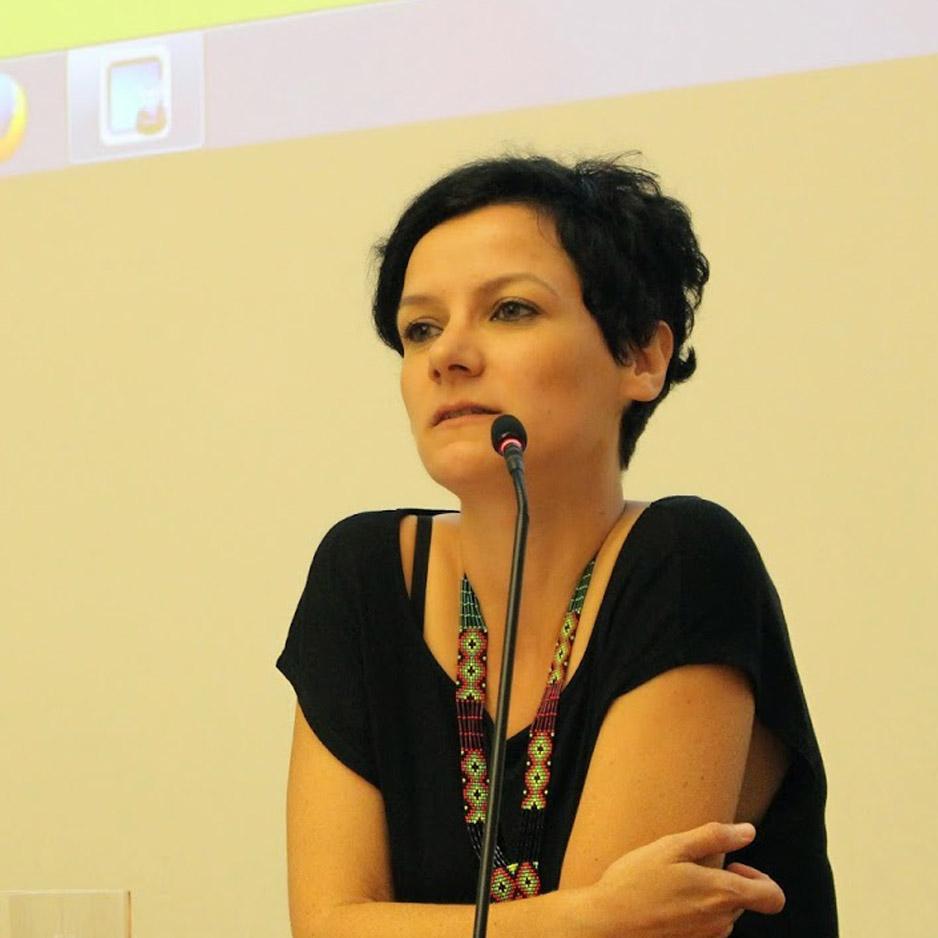 Miembro del equipo Incidencia y Participacion Social de CEAR-Euskadi