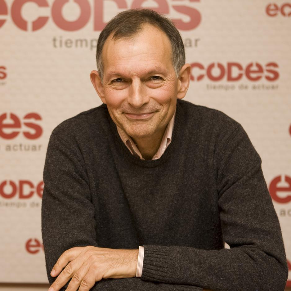 Sociologo, Cofundador y Director ejecutivo de ECODES