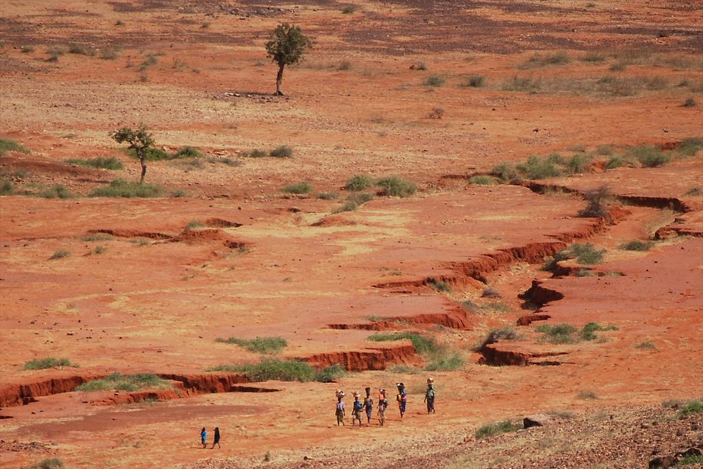 Alertan Del Incremento De Los «refugiados Climáticos» Y La Pobreza Por El Calentamiento Global