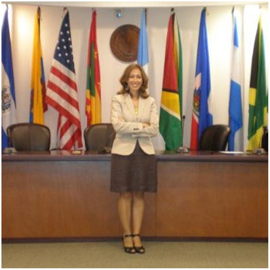 profesora titular de Derecho Internacional y Derecho de la Unión Europea de la Universidad de Huelva.