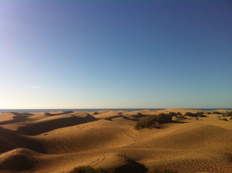 Zona Desertica En Africa