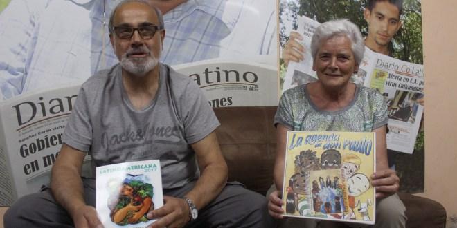Representantes De Agenda Latinoamericana Luchando Contra Cambio Climático