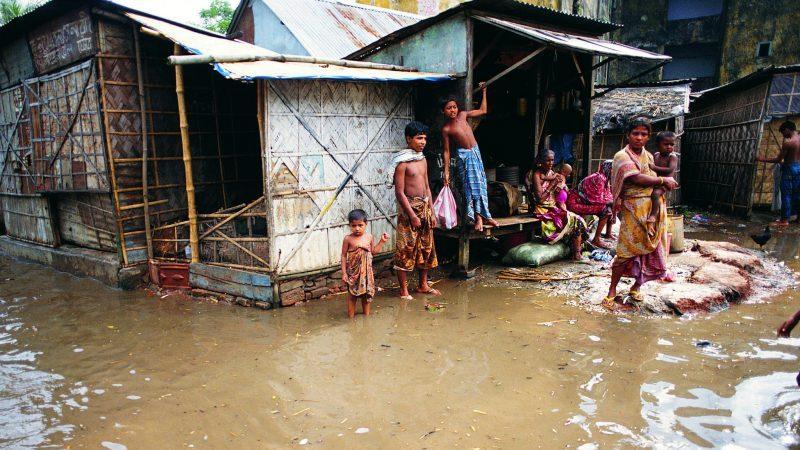 Las Familias Ven Como Sus Casas Peligran Por Los Efectos Del Cambio Climático