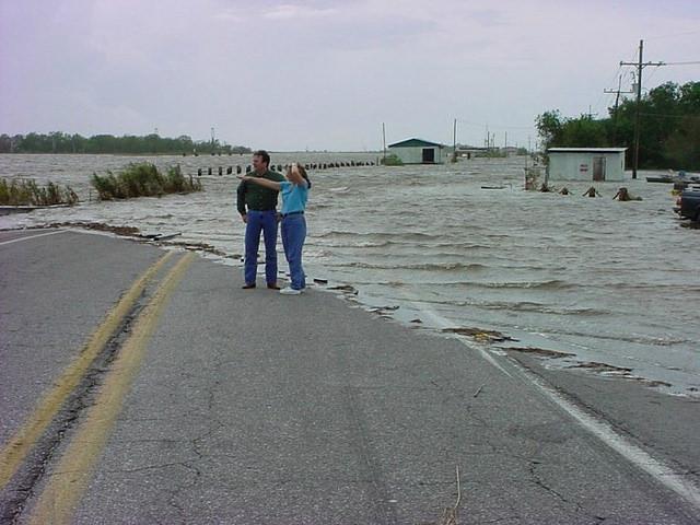 La tribu Biloxi-Chitimacha-Choctaw debe ser reasentada a causa de la subida del nivel del mar