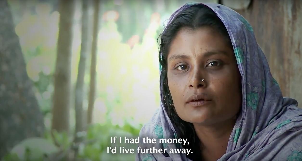 Mujeres Que Sufren Los Desastres Naturales