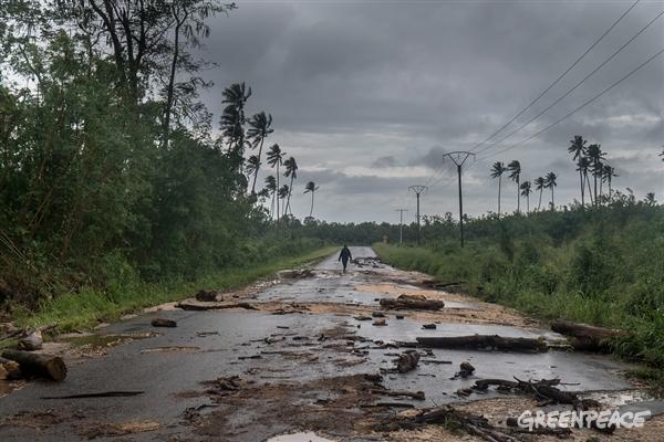 Nuestra Vida Diaria Conviviendo Con El Cambio Climático En Vanuatu