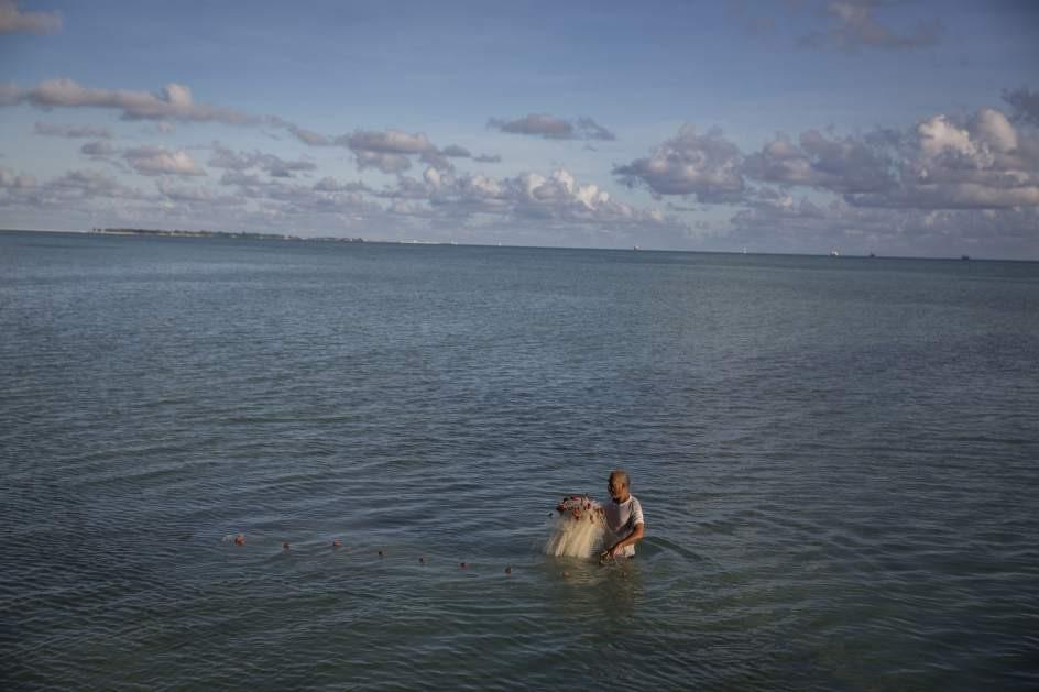 """Tuvalu, El País Más Amenazado Por El Cambio Climático, Pide """"responsabilidad"""" A Trump"""