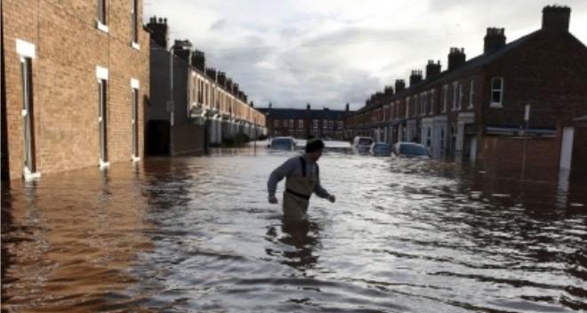 La Subida Del Nivel Del Mar Inunda Las Ciudades