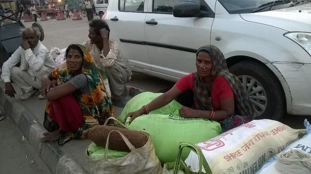 Habitantes De Nueva Delhi Han Dejado Sus Casas Por Las Continuas Inundaciones