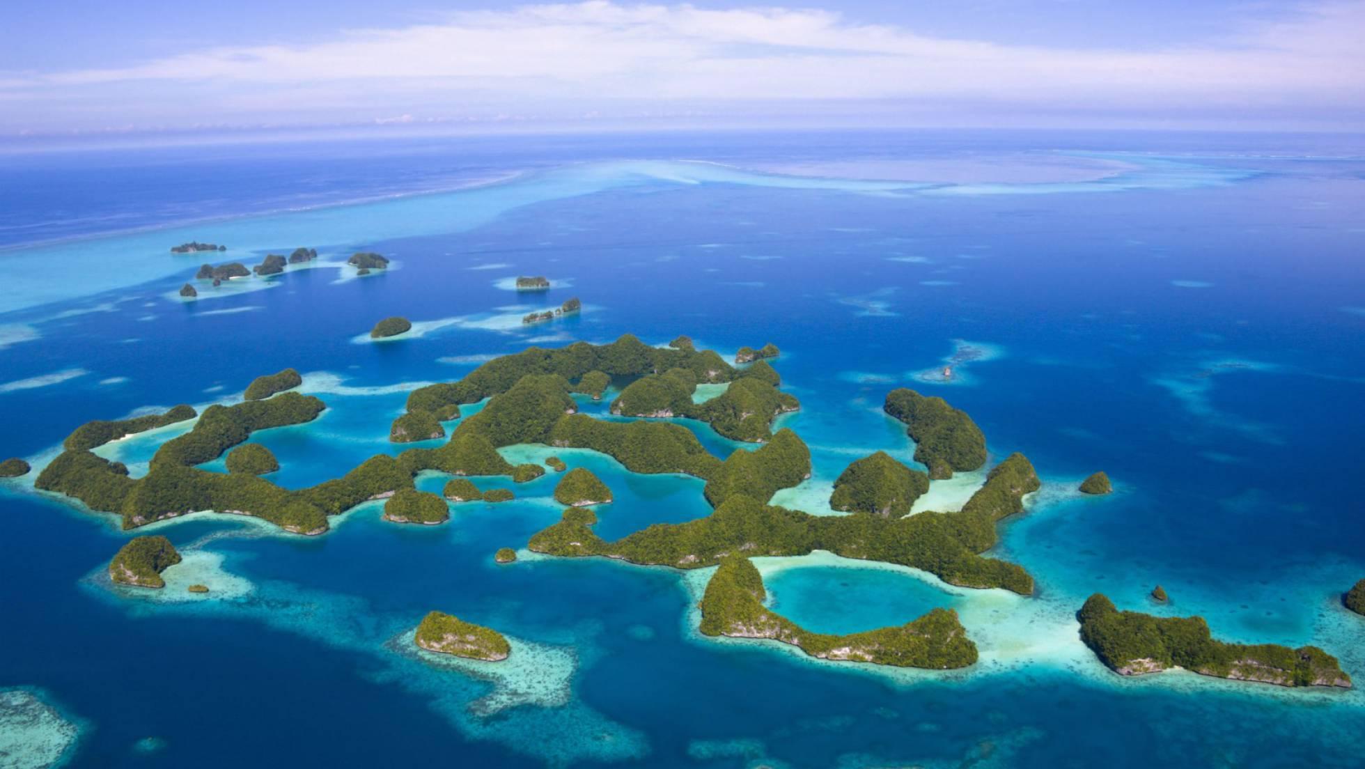 El Presidente Del Archipiélago De Palau, Tommy Remengesau, Asegura Durante La Cumbre Bienal De La FAO Que Le Cuesta Imaginar Qué Planeta Dejaremos A Nuestros Hijos Y Nietos