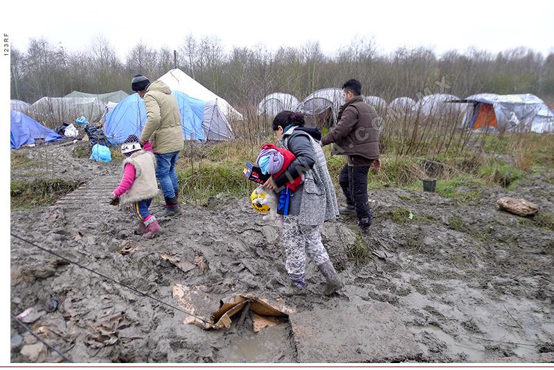 Desplazados por el cambio climático
