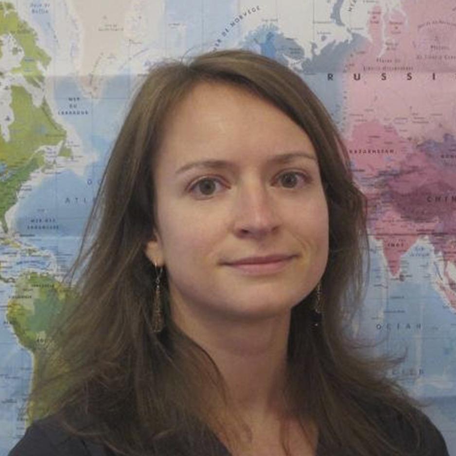 Oficial de Programas en la División de Migración, Medio Ambiente y Cambio Climático de la Organización Internacional para las Migraciones (OIM).