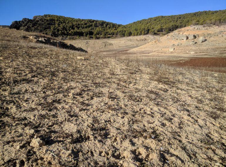 Región De España Desertizada Por La Falta De Agua