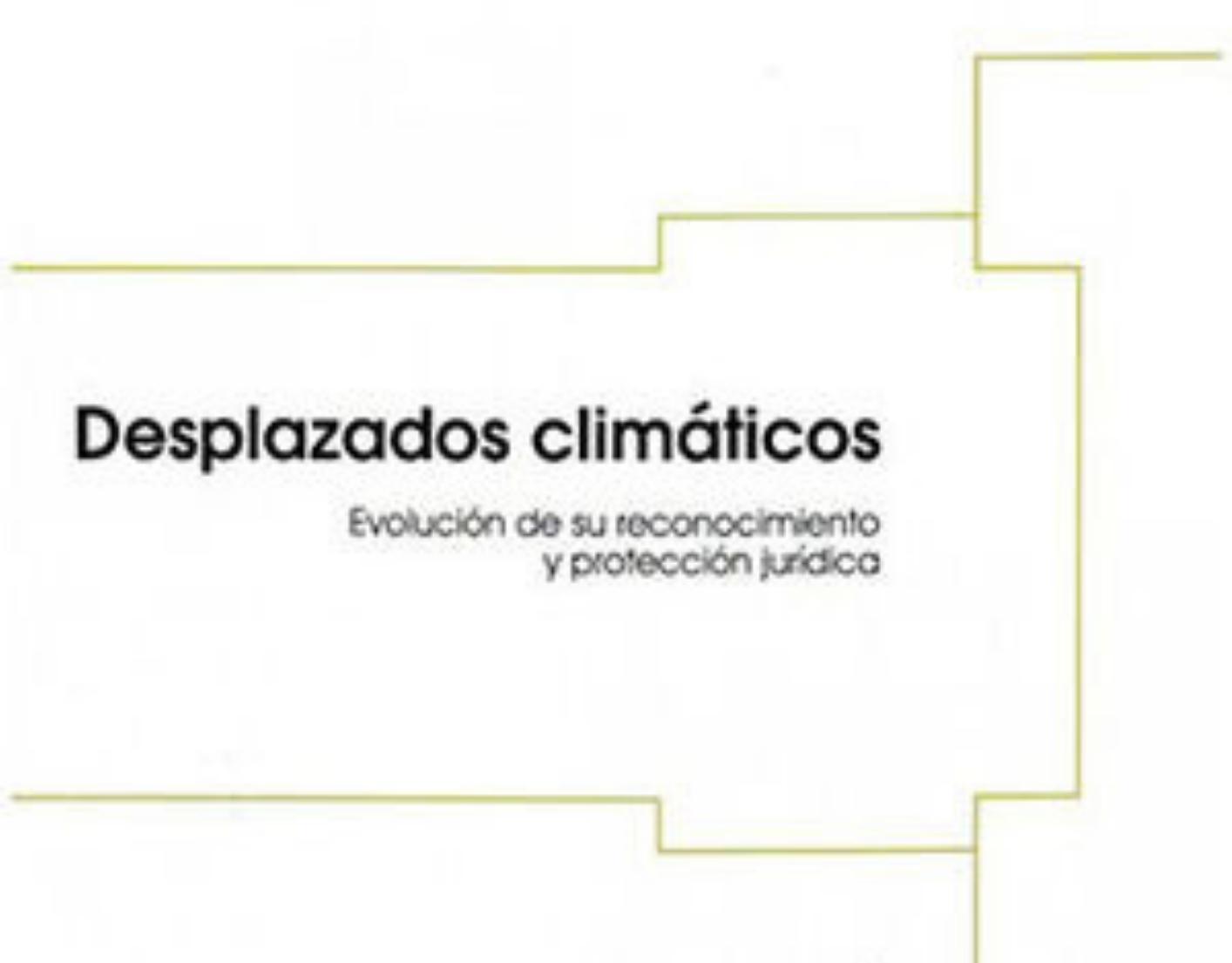 Desplazados climaticos