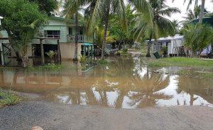 Inundaciones en ZENADTH KES