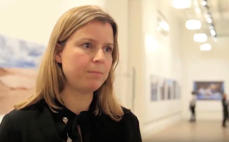 Entrevista a Dina Ionesco sobre Migraciones Climáticas