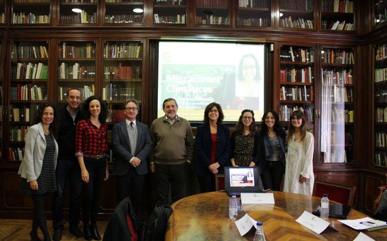 Comité de expertos para el Foro de Diagnóstico sobre las Migraciones Climáticas
