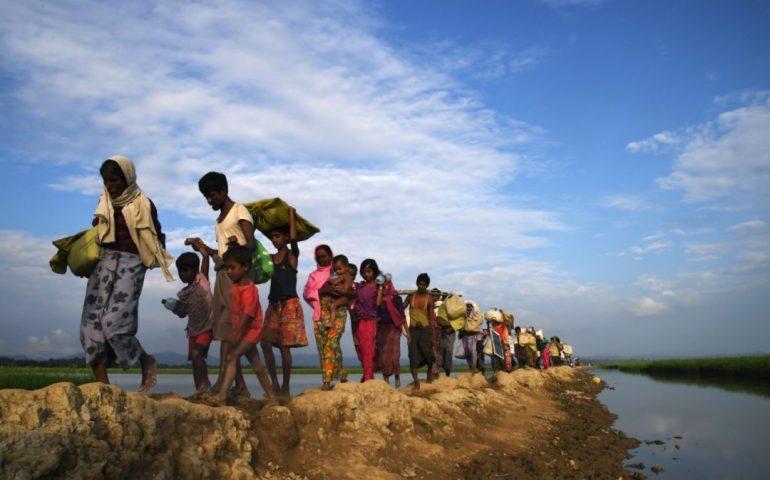 Migrantes ambientales