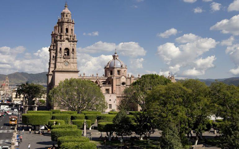 Paisaje Michoacán
